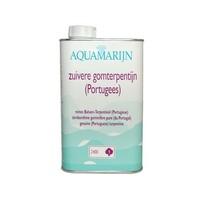 Aquamaryn Verf Zuivere Gomterpentijn (klik hier voor de inhoud)
