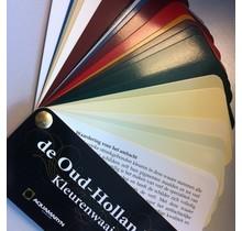 Colors range