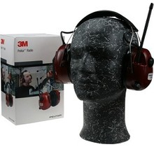 Hearing protection with radio