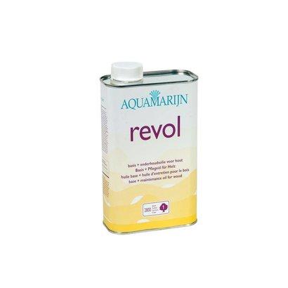 Aquamarijn REVOL Onderhoudsolie Naturel 1ltr ACTIE
