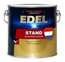 Edel Stand Classic Topcoat (WHITE or COLOR)