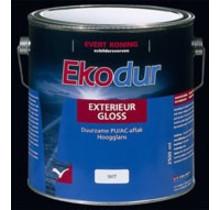 Ekodur Exterieur Gloss WIT