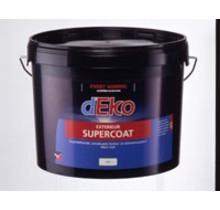 Deko Supercoat Exterior wall paint WHITE