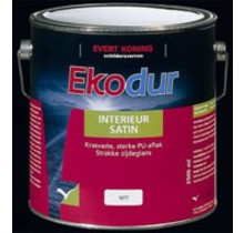 Ekodur Interior Satin Other Colors