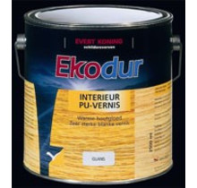 Ekodur Interior Varnish PU Lacquer