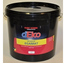 Deko Egamat Interieur muurverf Overige Kleuren