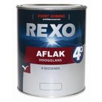 Evert Koning Rexo 4Q Aflak Hoogglans WIT (klik hier voor de inhoud)