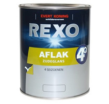 Rexo 4Q Aflak Zijdeglans Overige Kleuren