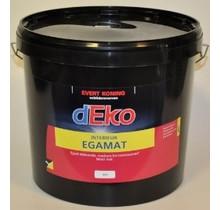 Deko Egamat Interior wall paint WHITE