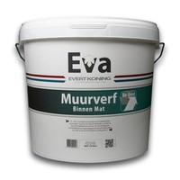 Evert Koning EVA Re-used Muurverf voor binnen 10 Ltr