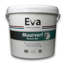 EVA Re-used Wall paint for indoor 10 Ltr