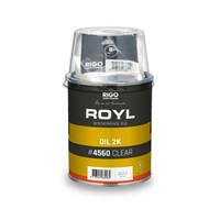 RigoStep (Royl) Royl Oil 2K (Kleurloos) nr 4560 (klik hier voor de inhoud)