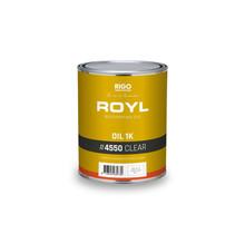 Royl Oil 1k CLEAR nr 4550 (klik hier voor de inhoud)