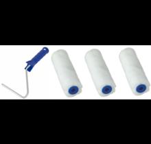 Lakrol 3 Minilakrollen voor lak en olie e.d. incl beugel ACTIE !