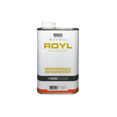 RigoStep (Royl) Royl Onderhoudsolie 9080 Watergedragen 1 Ltr
