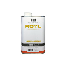 Royl Onderhoudsolie 9090 Naturel 1 Ltr