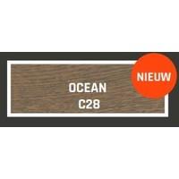 Aquamarijn Kleurpigment 28 Ocean