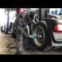 Montagem na BAS Tyres Veghel ( caminhão )