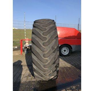Gebruikt Goodyear Industrial Grip Tractor 16.9R28