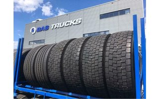 Използвани гуми за камиони