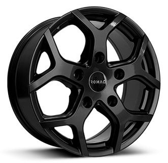 Alloy 18 inch Ford Transit Custom rims