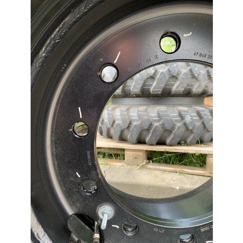 Mitas  Mitas 11.00-20 EM NB38 Complete wielen setprijs
