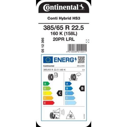 Continental Continental 385/65R22.5 HS3 Hybrid
