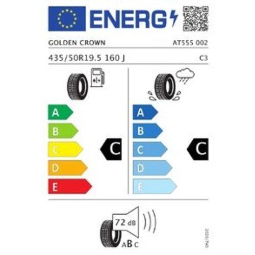 Budget Goldencrown 435/50R19.5 AT555 LKW-Reifen