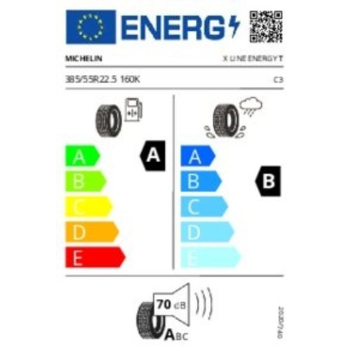 Michelin Michelin 385/55R22.5 X LINE Energy T