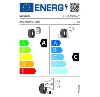 Michelin 445/45R19.5 X LINE Energy T