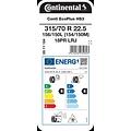 Continental Continental 315/70R22.5 ECOPlus HS3