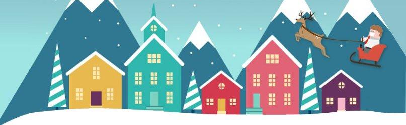 Bestellingen voor, tijdens en na kerst