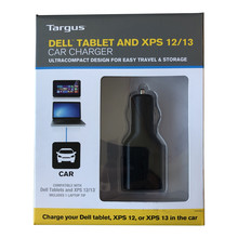 Targus Dell Tablet and XPS 12/13 auto oplader