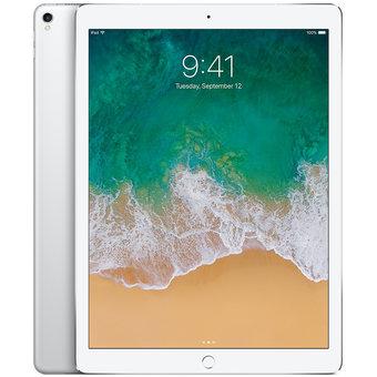 Apple iPad Pro 12.9 Inch (2017-versie) 64GB Zilver Wifi + 4G