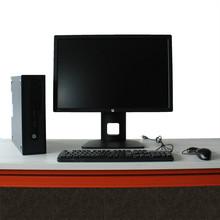 HP Elitedesk 800 G1 SFF i7 + HP Z24i
