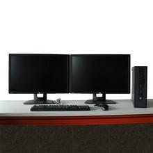 HP Elitedesk 800 G1 SFF i7 + 2x HP Z24i