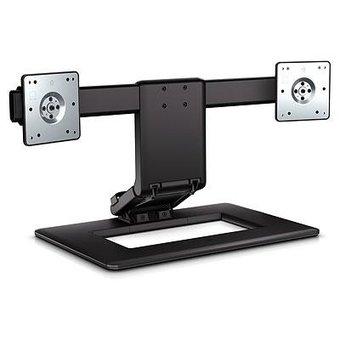 HP Adjustable Dual MonitorStand