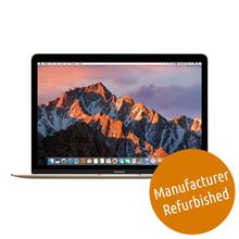 """Apple MacBook 12"""" Goud (G0U22B/A)"""