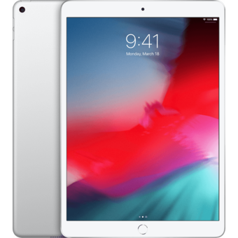 Apple iPad Air (2019) 64GB Zilver WiFi + 4G