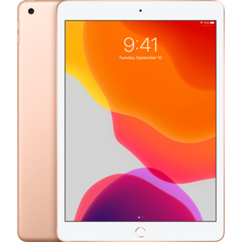 Apple iPad 2019 32GB Goud WiFi