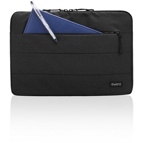 "Ewent City Laptop Sleeve 14,1"" Zwart"