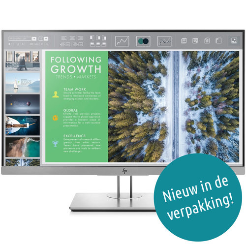 "HP EliteDisplay E243 | 24"" Full-HD IPS monitor"