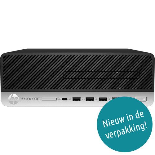 HP Prodesk 600 G5 SFF | 16GB | 512GB SSD | i5-9500