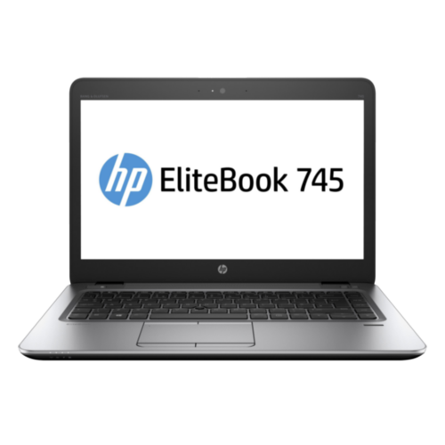 "HP Elitebook 745 G4 + Touchscreen 14"" FHD | 8GB | 512GB NVMe SSD | AMD Pro A10-8730B R5"