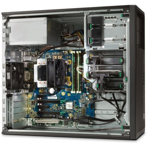 HP Z240 Workstation | 8GB | 512GB SSD | Intel Xeon E3-1245 v5