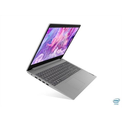 "Lenovo Ideapad 3 15IIL05 + Touchscreen 15,6"" FHD   8GB   256GB SSD   i3-1005G1"