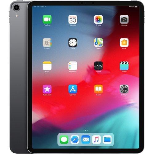 Apple iPad Pro 12.9 Inch (2018-versie) 256GB WiFi + 4G Zwart