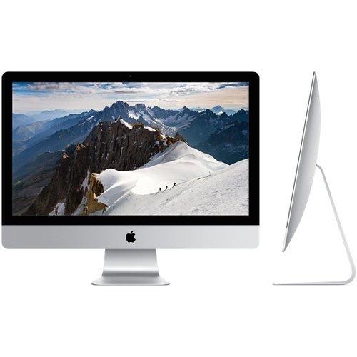 "Apple iMac 2014 27"" | 8GB | 128GB SSD + 1TB HDD | i5-4690 | Radeon RG M290X 2GB"