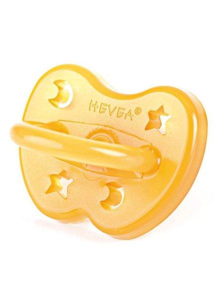 Hevea Pacifier - Star & Moon - 0-3M