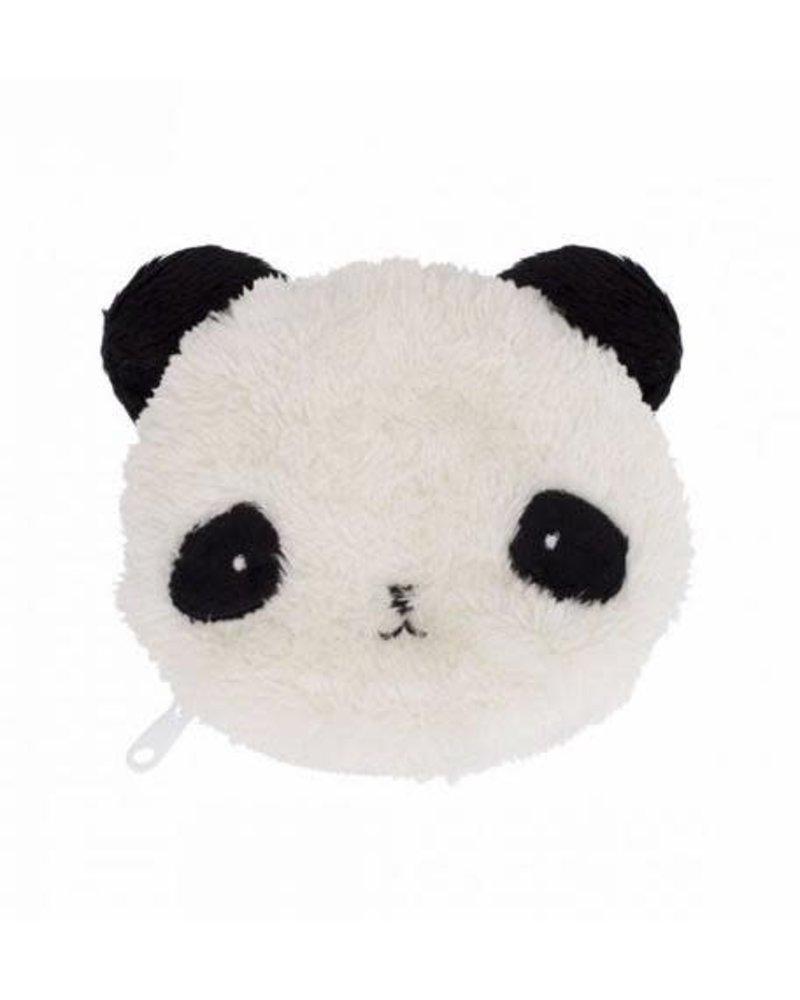 A Little Lovely Company Pocket money purse - fluffy panda